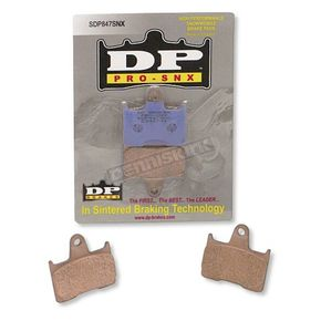 DP Brakes High Friction HH+ Sintered Brake Pads - SDP852SNX