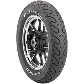Bridgestone Rear S11 Spitfire 150/90H-15 Raised White Letters Tire - 141976