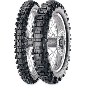 Metzeler Rear 6 Days Extreme 140/80M-18 Tire - 1623900