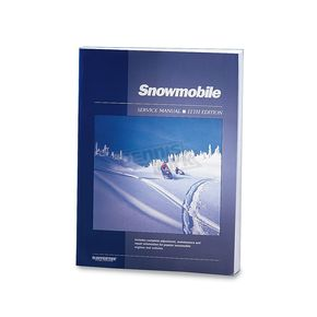 Clymer Snowmobile Service Manual - SMS-11