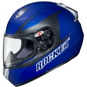 Joe Rocket RKT 101 Solid Edge Helmet - 100-824