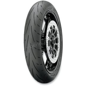 Dunlop Front Sportmax Q2 120/70ZR-17 Blackwall Tire - 31SM75