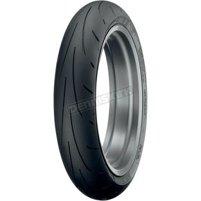 Dunlop Front Sportmax Q3 120/70ZR-17 Blackwall Tire - 32SM-75