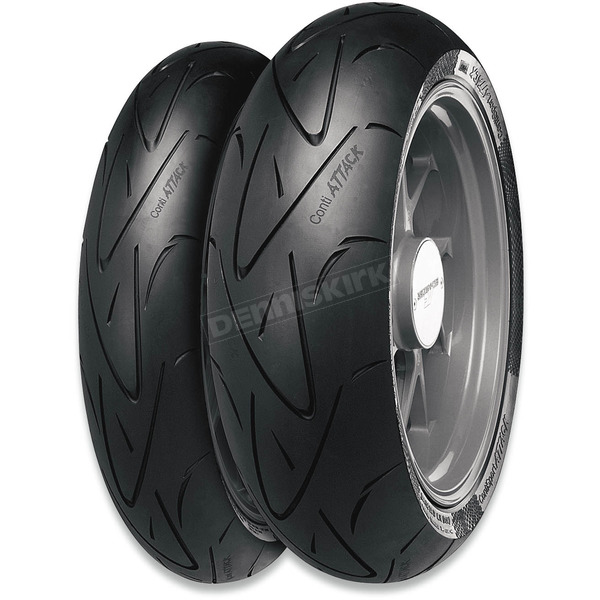 Continental Conti Sport Attack 2 Tire