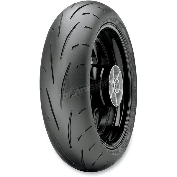 Dunlop Rear Sportmax Q2 170/60ZR-17 Blackwall Tire - 31SM53