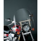 17 in. SS-30 Classic Clear Windshield for Standard Forks 35-41mm - SS-30-17C