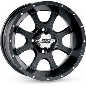 ITP Black SS108 Alloy Wheel - 1428353536B