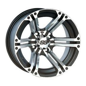 Machined SS212 Alloy Wheel - 1228370404B