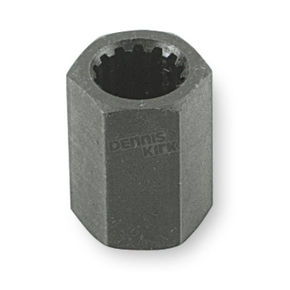 Parts Unlimited Splined 16mm Hex Impeller Removal Tool - TOOL27