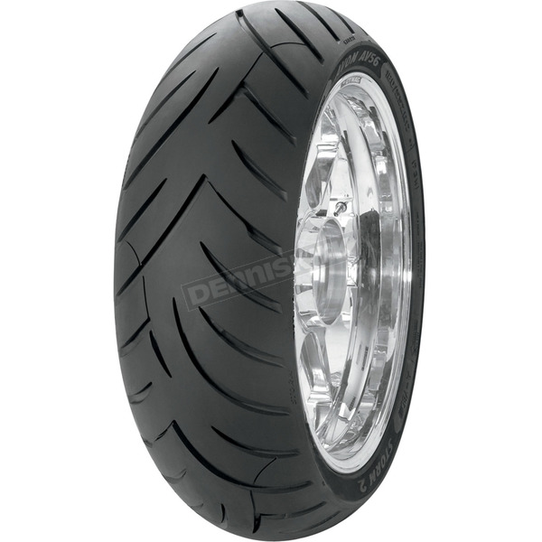 Avon Rear Storm 2 Ultra Sport/Sport-Touring Radial 160/70VR-17 Blackwall Tire - 90000001125