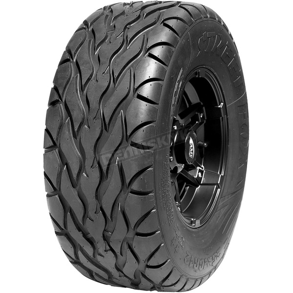 Front or Rear Street Fox Radial 25x10-12 Tire - 1254-661