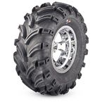 Front or Rear Swamp Fox Plus 25x8-12 Tire - 0320-0377