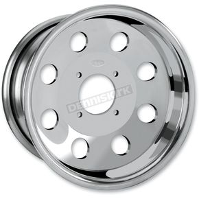 ITP Polished 14 in. x 7 in. T-9 Pro Mod Wheel - 1428500403