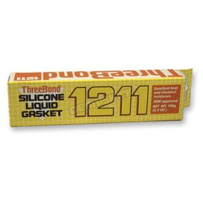 ThreeBond Silicone Liquid Gasket - 1211AT100