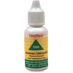 ThreeBond High-Temperature Thread Lock - 1360AT003