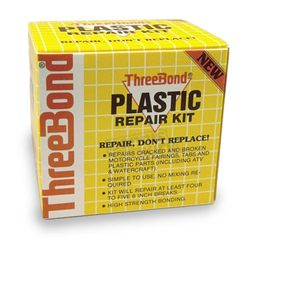 ThreeBond Plastic Repair Kit - 1743APLRKT