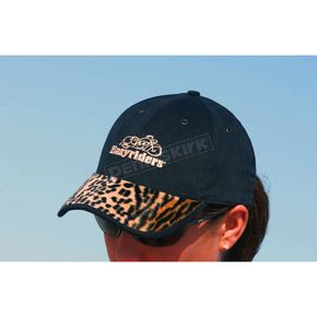 Easyriders Roadware Ladies Animal Print Hat - 300365