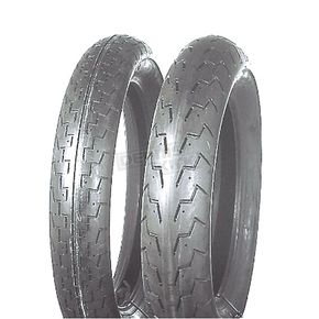 Continental Front TKH-23 Conti Blitz 3.25H-19 Blackwall Tire - TKH 23