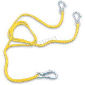 Parts Unlimited 3-Point Tow Rope - TOW-01