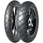 Rear Trailsmart 130/80R-17 Blackwall Tire - 16TF-07
