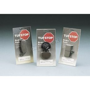 TufStop Heavy-Duty Ceramic Brake Pads - TSRP511