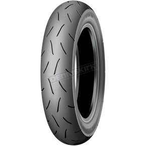 Dunlop Front TT93GP 100/90J/12 Blackwall Tire - 32TT-17