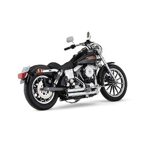 Vance & Hines Chrome Shortshots Exhaust System - 17205