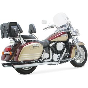 Vance & Hines Classic II Bagger Dual Exhaust System - 18369