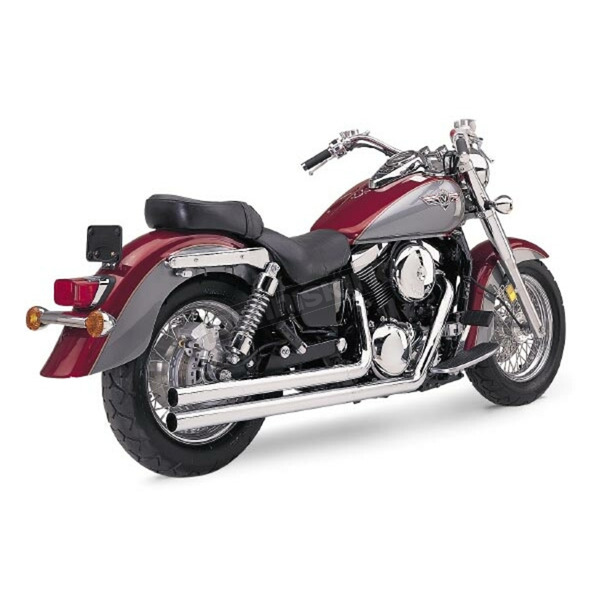 Vance & Hines Longshots Perfomance Exhaust System - 18487