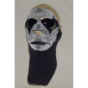 Wicked Wear Crow Cool Weather Full Face Mask - 4003