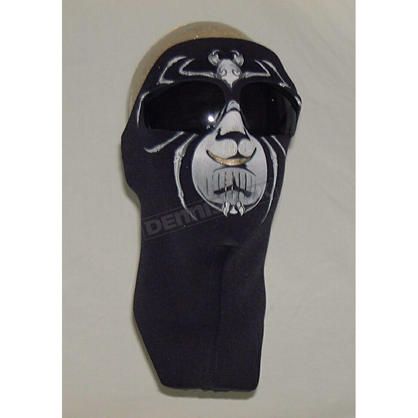 Wicked Wear Spider Cool Weather Mask - 3004