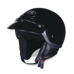 The Drifter Black Helmet