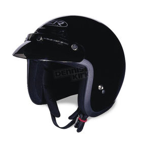 Z1R Jimmy Black Helmet - ZR30002