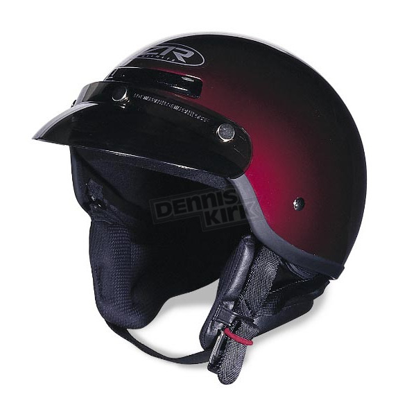 Z1R The Drifter Wine Helmet - ZR20044