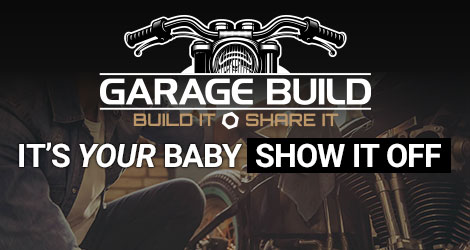Visit Garage Build and Submit Your Ride