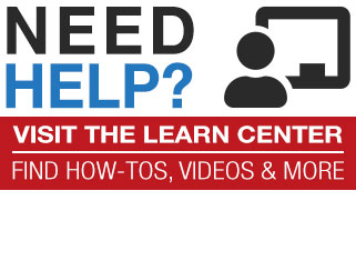 Visit our learn center