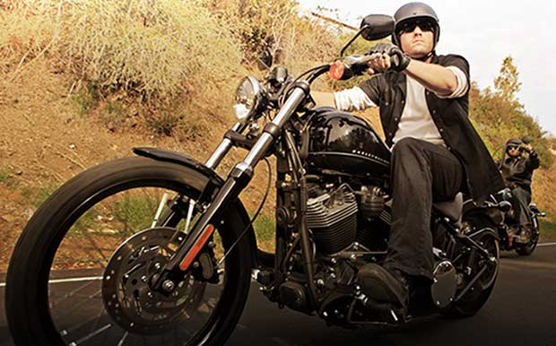 How do you ride? Shop Harley now