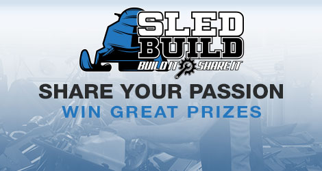 Visit Sled Build and Submit Your Ride