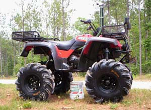 Things to Consider Before Installing Larger ATV Tires