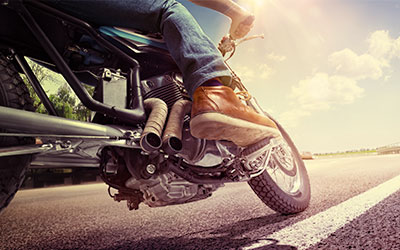 How do you ride? Shop Motorcycle now