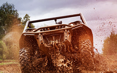 How do you ride? Shop UTV now