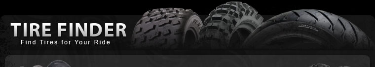 Tire Finder: Find a Tire for Your Ride