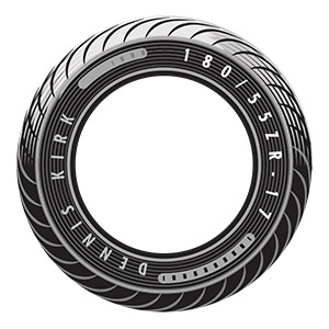 Numbering systems used in motorcycle tire sizing