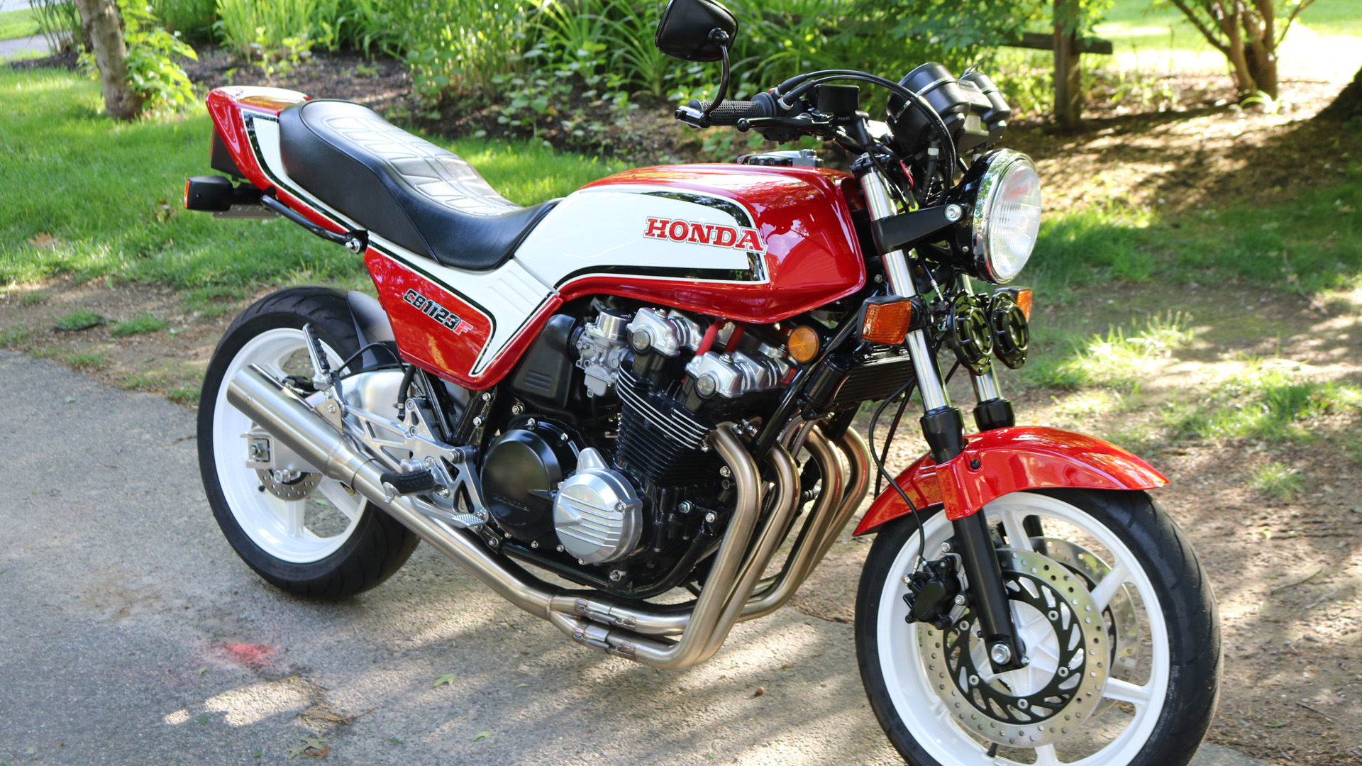 1983 Honda Cb1100f Super Sport Dennis Kirk Garage Build